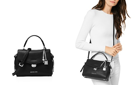 Michael Kors Bristol Small Leather Satchel - Bloomingdale's_2